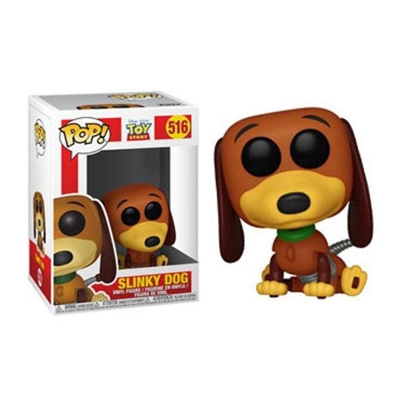 Funko Pop Slinky Dog #516 - Toy Story - Disney
