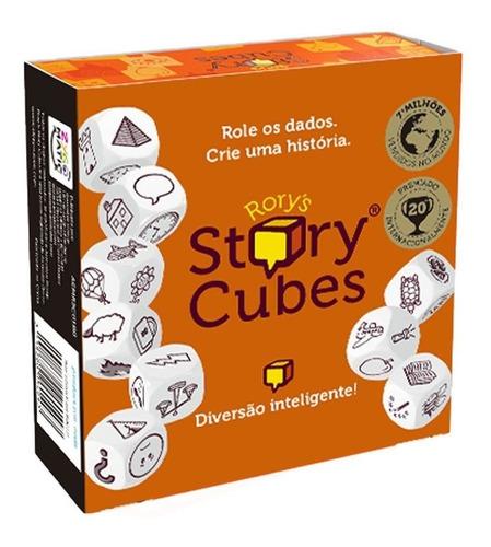 Jogo Rory`s Story Cubs - Role Os Dados Crie Uma Estória Original