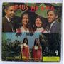 Lp Disco Vinil Leila E Neiva Jesus Me Ama Com Quarteto Delta