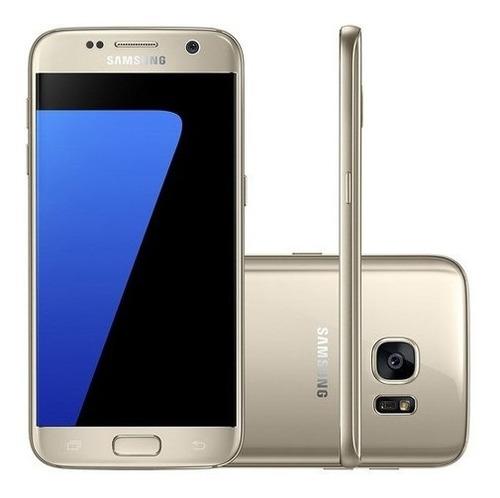Smartphone Samsung Galaxy S7 G930 32gb 4gb Ram Usado Original