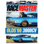 Race Master N°50 Oldsmobile 1966 Comodoro Fusca Summer Turbo