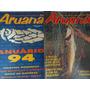 Lote 20 Revistas Aruanã, Antiga Temas E Ano Diversos