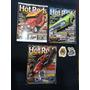 Lote De Revistas Hot Rod Nacional Custom Cars