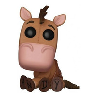 Funko Pop Bullseye #520 - Bala no Alvo - Toy Story - Disney