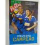 Revista Pôster Placar Cruzeiro Campeão Brasileiro De 2013