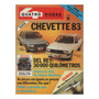 Quatro Rodas Nº268 Del Rey Chevette Monza Fiat 147 Diesel