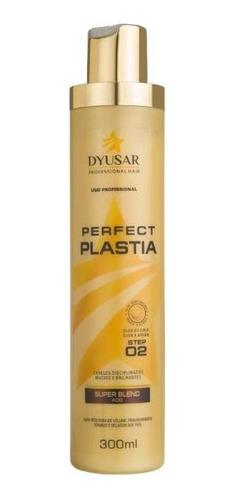 Escova Progressiva Perfect Plastia Dyusar 300 Ml Orgânica Original