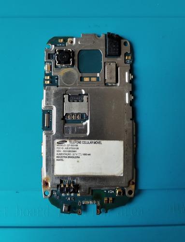 Placa Principal Samsung Gt-s5310b Usada Com Defeito Original