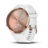 Smartwatch Monitor Cardíaco Vívomove Rosé Garmin Original
