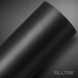Adesivo para envelopamento automotivo jateado dark gray mettalic larg. 1,38 m