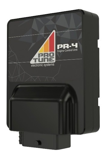 ECU PRO TUNE PR-4 FULL HABILITADA + Kit Conector