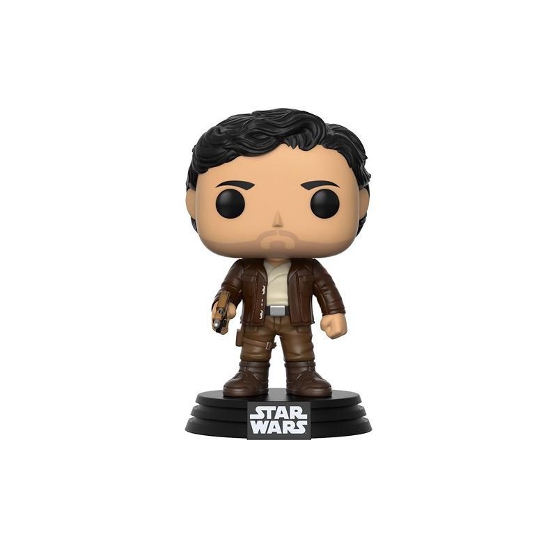 Poe Dameron Pop Funko #192 - Últimos Jedi - Ep. 8 Star Wars