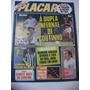 Revista Placar 466 Poster Flamengo Campea 1978 Operario 1979