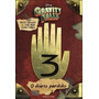 Livro O Diário Perdido De Gravity Falls Volume 3 Lacrado