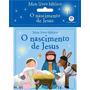 Pano meu Livro Bíblico O Nascimento De Jesus / Ciranda Cu