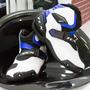 Tênis De Pilotagem/bota Tcx Roadster 2 Air Preto/azul/branco