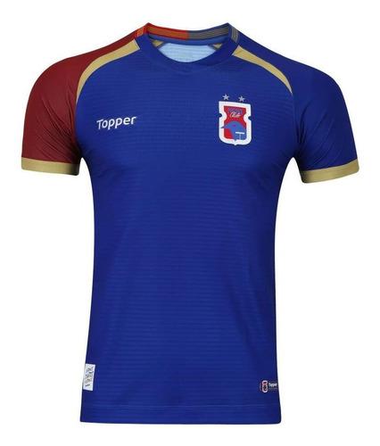 Camisa Paraná Acesso Iii 2018 Tamanho Especial Plus Size +nf Original