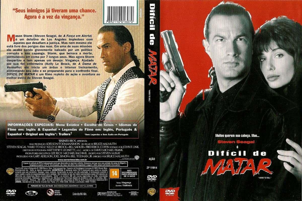 Difícil de matar (1990) [Dvdrip Latino] [Zippyshare]