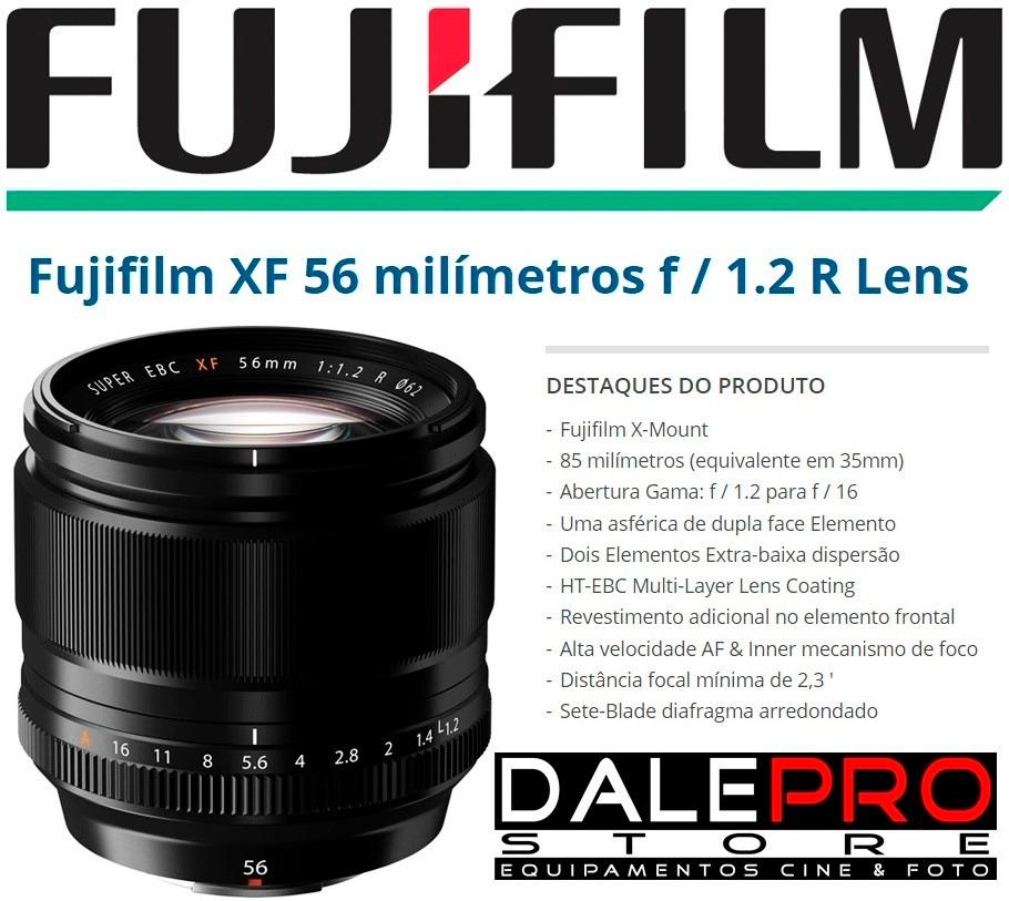 Fuji 56mm F1.2