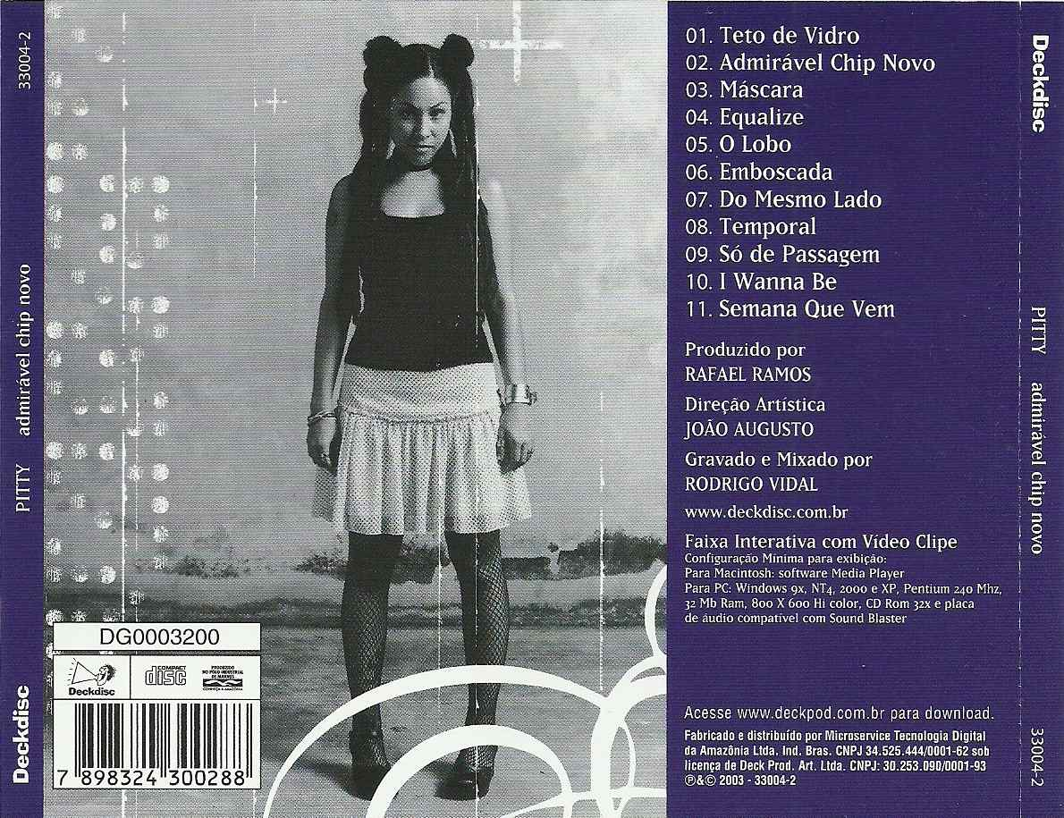 PITTY CHIP NOVO BAIXAR MP3 CD ADMIRAVEL